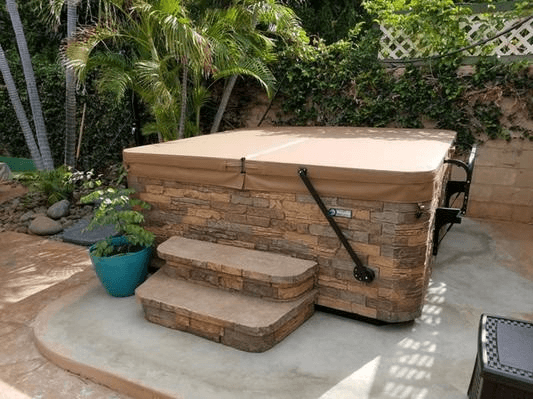 Outdoor Hot Tub Landscaping Ideas To Integrate Your Home Spa