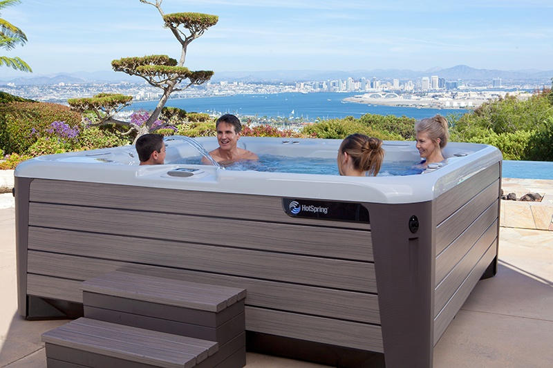 how much will my electric bill increase with a new hot tub. Black Bedroom Furniture Sets. Home Design Ideas