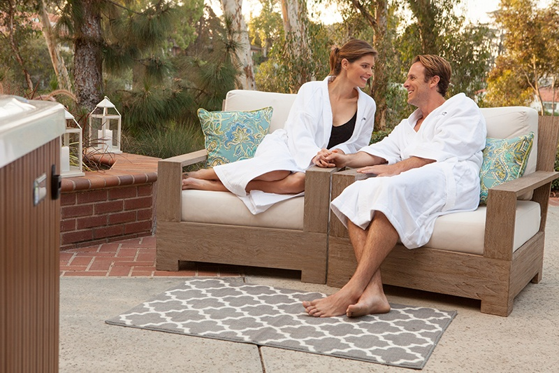 A little advance planning will make your hot tub date go smoothly.